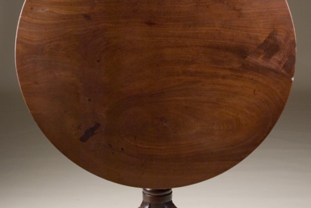 Late Georgian Tilt Top Table