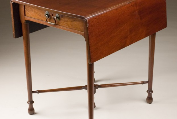 Old English Pembroke Table