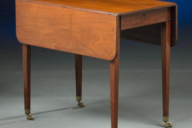 1880 Pembroke Table
