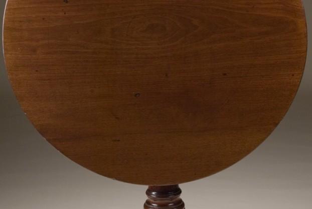 Circular Tilt Top Table