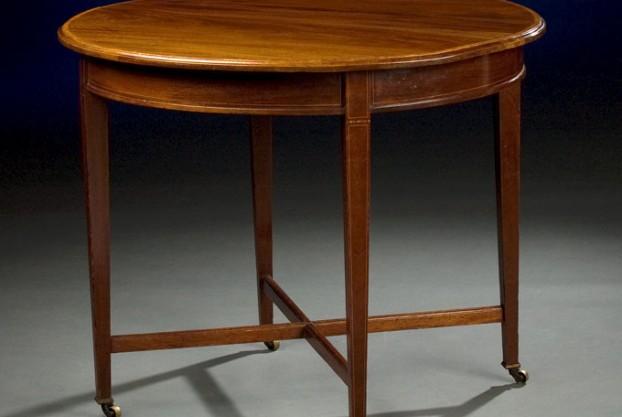 English Antique Center Table