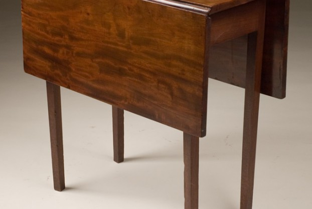 English Mahogany Pembroke Table