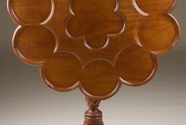 Tilt Top Supper Table