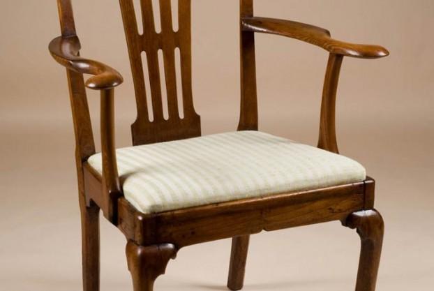 Single George II Armchair