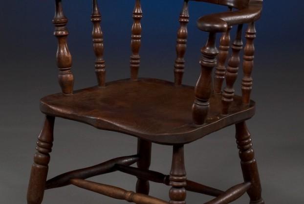 English Elm Tavern Chair