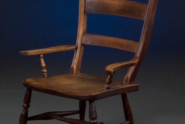 English Antique Rocking Chair