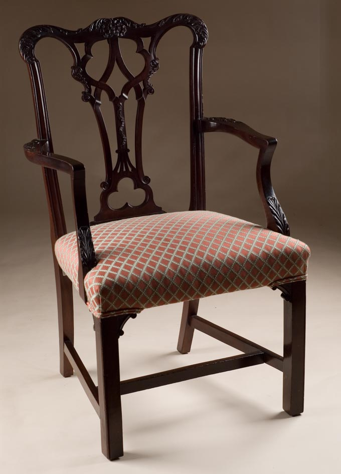 Old English Chippendale Chair
