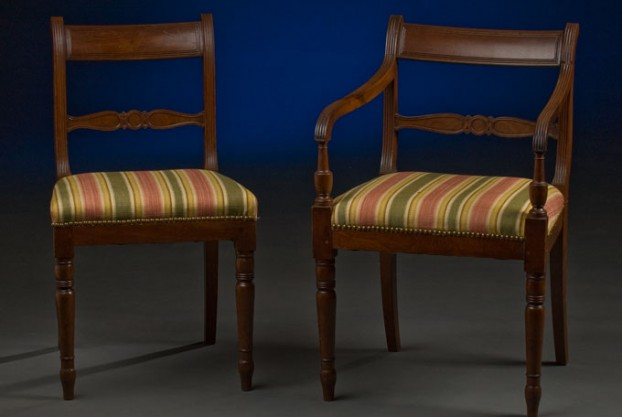 Set of 11 Regency Dining Chairs