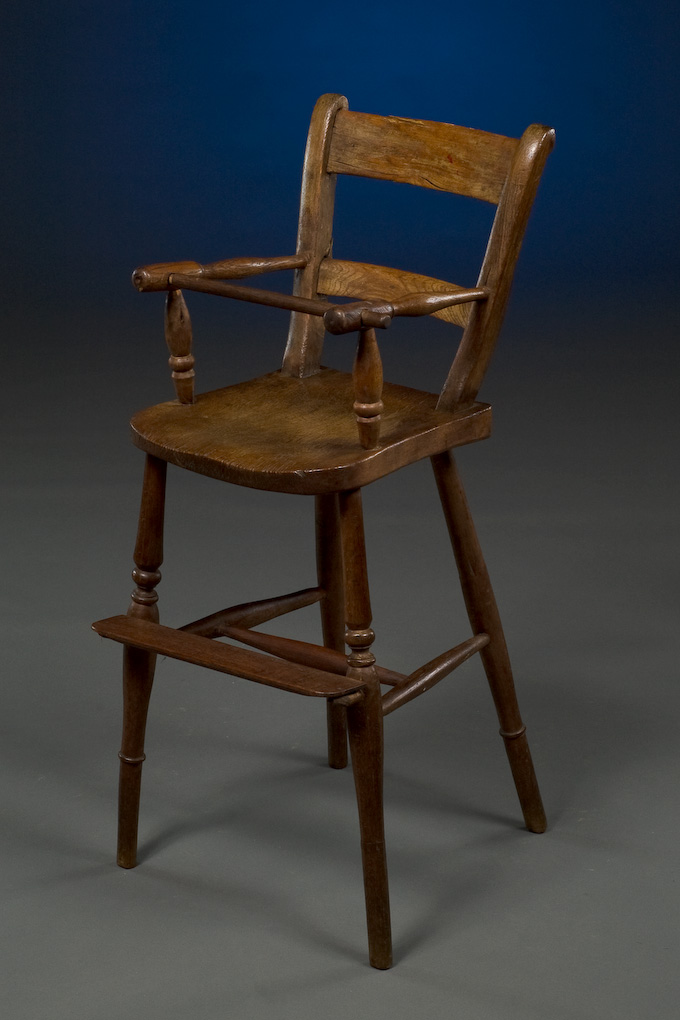 Antique High Chair - High Chair