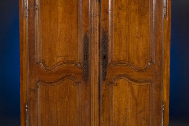 Fruitwood Armoire