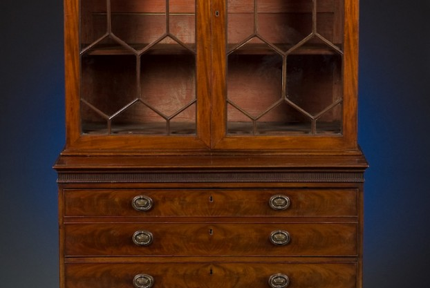 18th Century Secretary Bookcase