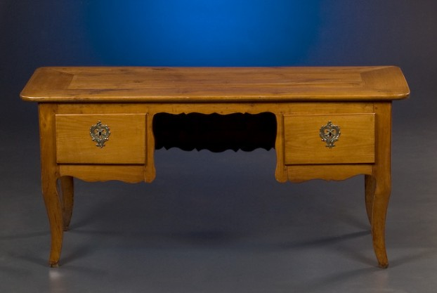 French Fruitwood Desk