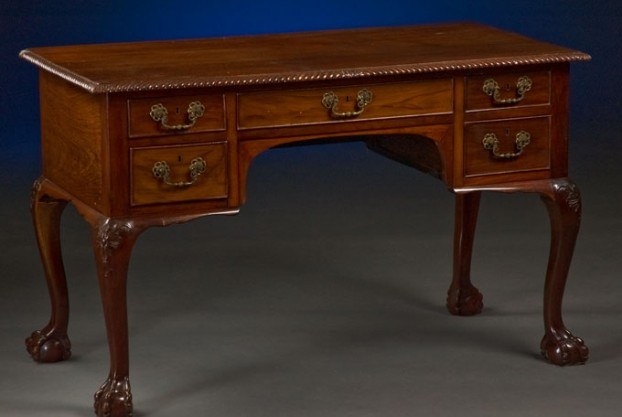 Chippendale Style Writing Table