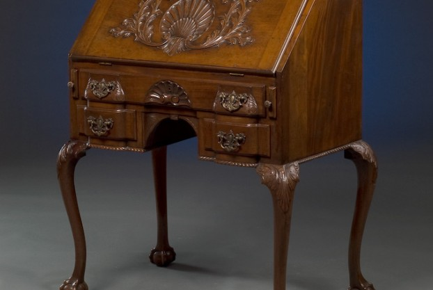 English Slant Top Desk