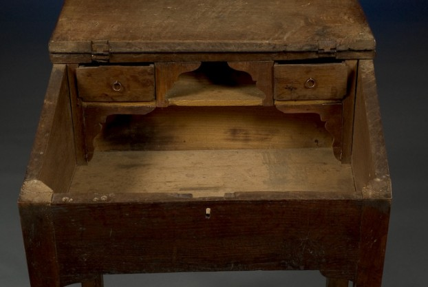 18th Century Slant Front Desk
