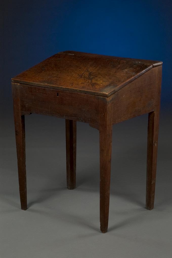 18th Century Slant Front Desk