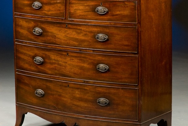 George III Period Chest