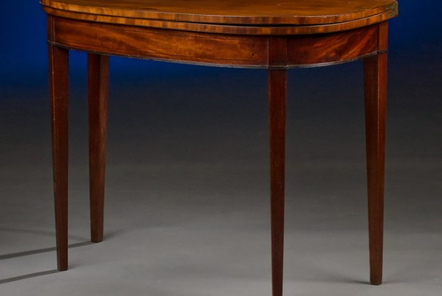 Early 19th Century Card Table