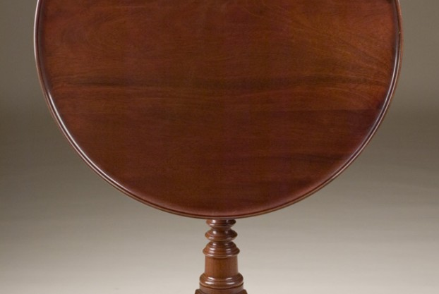 Reproduction Dish Top Table