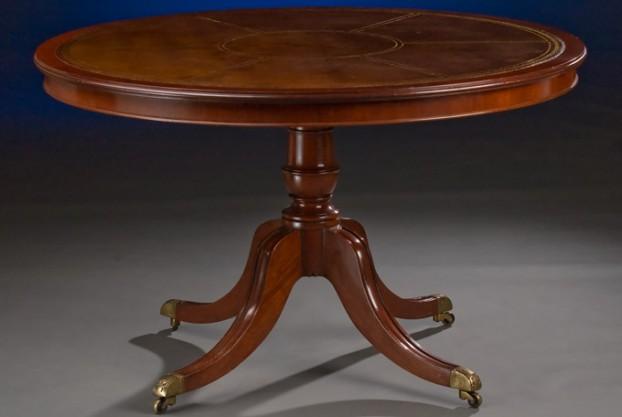 Custom Mahogany Conference Table