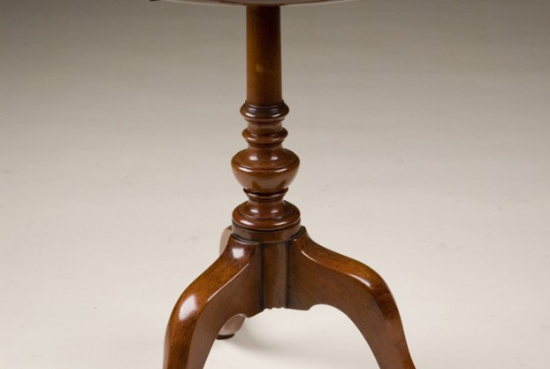 Yew Wood Wine Table