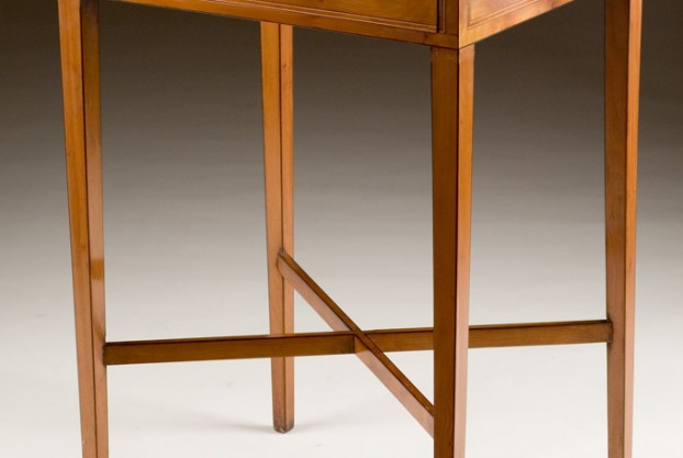 Yew Wood Occasional Table