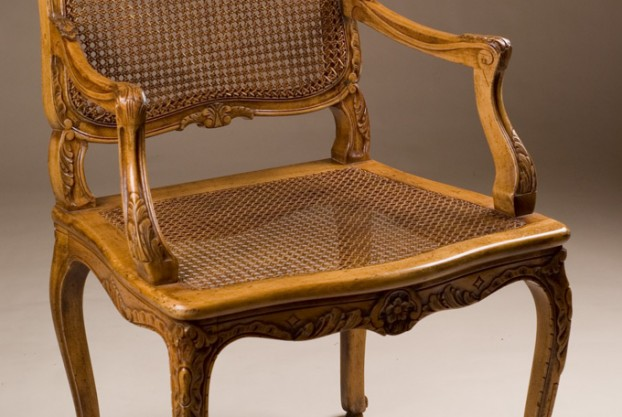 Reproduction Bergere chair