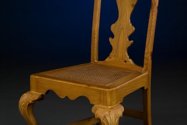 Custom Pine Side Chair