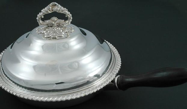 Matthew Boulton Silver Vegetable Dish