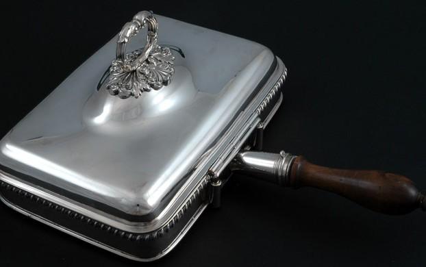 Matthew Boulton Silver Bacon Dish