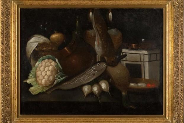 19th Century Still Life Painting