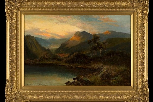 Lake Windermere Painting