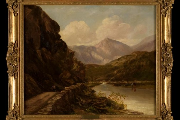 Glaslyn Valley, North Wales
