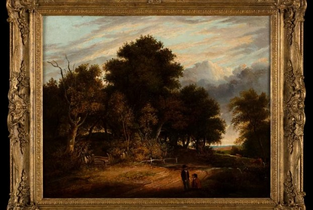 Norwell Landscape With Figures