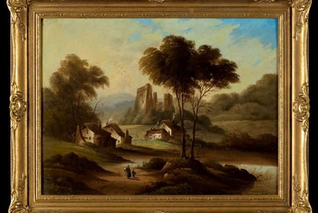 James Charles Landscape