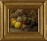 Still Life Oil By Vincent Clare