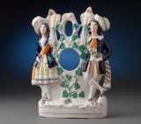 Staffordshire Pottery