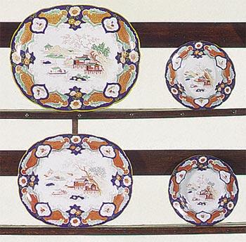 Antique Ridgway Porcelain
