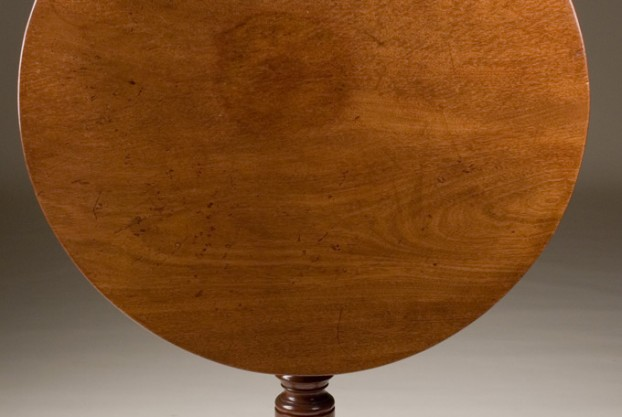 George III Tilt Top Table