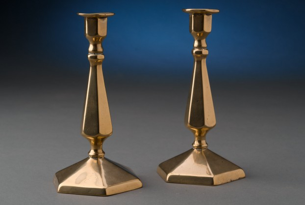 20th Century 6″ Brass Candlesticks
