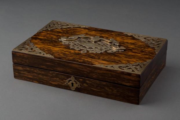 Rosewood Keepsake Box