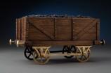 Coal Car Smoking Box