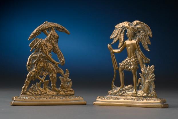 Chimney Figure Ornaments