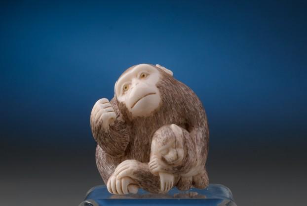 Netsuke Monkey