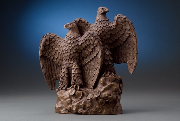 Bicentennial Double Eagle Bronze