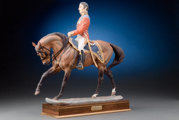 Duke of Wellington By Royal Worcester