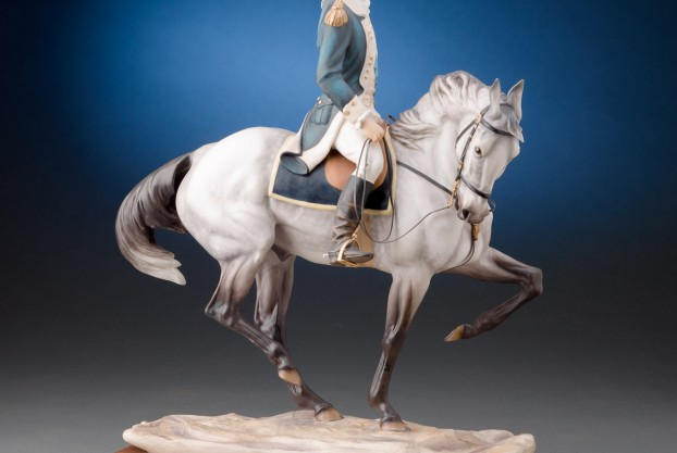 George Washington By Royal Worcester