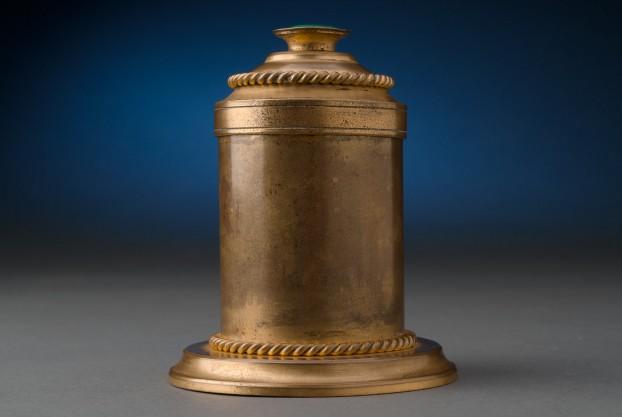 Gilt-Bronze Scent Holder