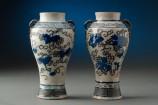 Crackleware Vases