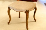 Early 19th Century French Fruitwood Stool